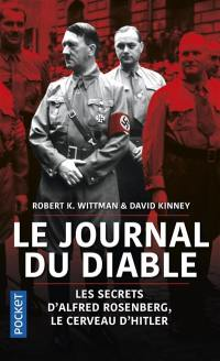 Le journal du diable : les secrets d'Alfred Rosenberg, le cerveau d'Hitler