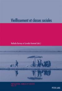 Vieillissement et classes sociales