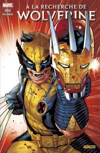 A la recherche de Wolverine. n° 2, Les griffes d'un tueur