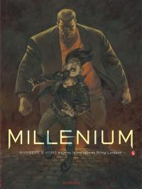 Millénium. Volume 5, La reine dans le palais des courants d'air