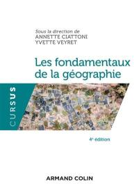 Les fondamentaux de la géographie