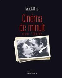 Cinéma de minuit : 40 ans, 2.000 films