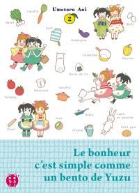 Le bonheur c'est simple comme un bento de Yuzu. Volume 2, Le bonheur c'est simple comme un bento de Yuzu