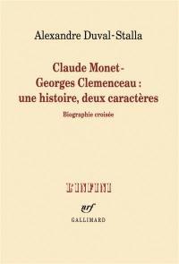 Claude Monet, Georges Clemenceau