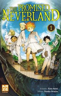 The promised neverland. Volume 1, The promised neverland
