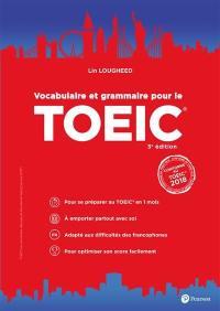 Vocabulaire et grammaire pour le TOEIC