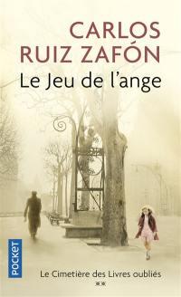 Le cimetière des livres oubliés, Le jeu de l'ange