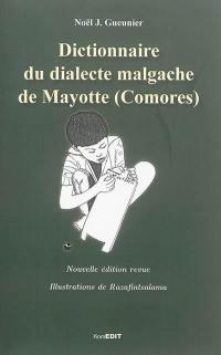 Dictionnaire du dialecte malgache de Mayotte (Comores)