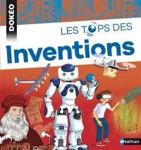 Les tops des inventions