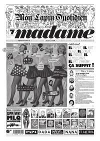 Mon lapin quotidien. n° 7, Madame