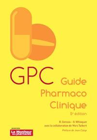 GPC : guide pharmaco-clinique