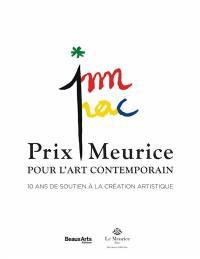 Prix Meurice pour l'art contemporain : 10 ans de soutien à la création artistique