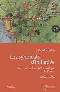 Les syndicats d'initiative