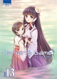 Darwin's game. Volume 13