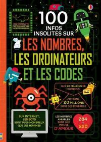 100 infos insolites sur les nombres, les ordinateurs et les codes