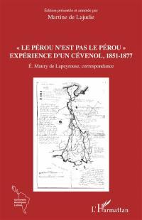 Le Pérou n'est pas le Pérou