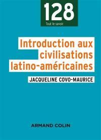 Introduction aux civilisations latino-américaines