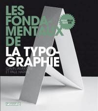 Les fondamentaux de la typographie