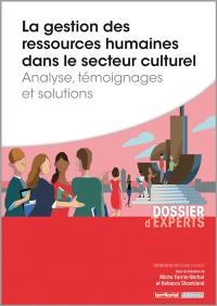 La gestion des ressources humaines dans le secteur culturel