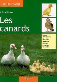 Les canards : origines et classification, alimentation, reproduction, prévention et traitement des maladies