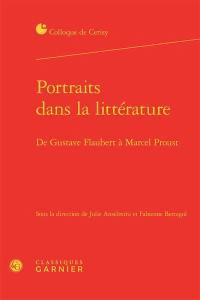 Portraits dans la littérature