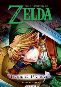 The legend of Zelda : twilight princess. Volume 2