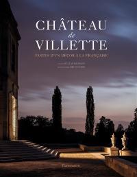Château de Villette : fastes d'un décor à la française