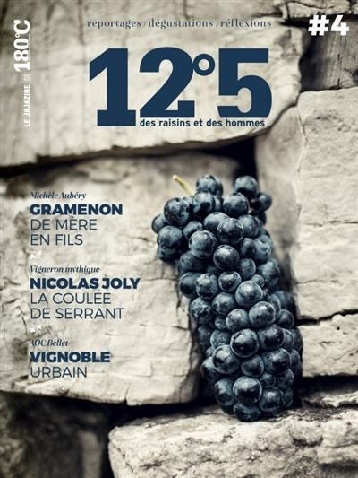 12°5 : des raisins et des hommes. n° 4
