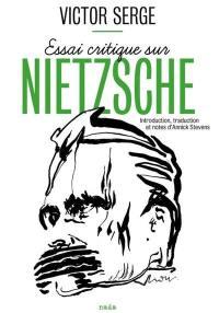 Essai critique sur Nietzsche