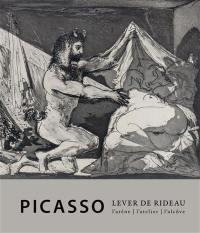 Picasso, lever de rideau