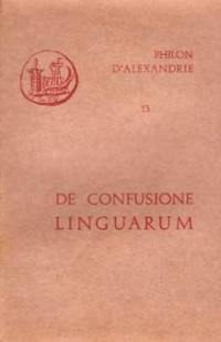 De confusione linguarum