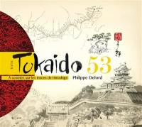 Tokaido 53 : à scooter, sur les traces de Hiroshige
