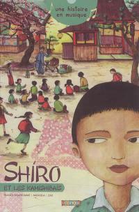 Shiro et les kamishibaïs