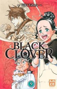 Black Clover. Volume 9, La plus forte des compagnies