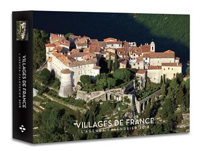 Villages de France : l'agenda-calendrier 2018