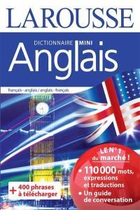 Larousse dictionnaire mini anglais : français-anglais, anglais-français