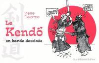 Le kendo en bande dessinée,