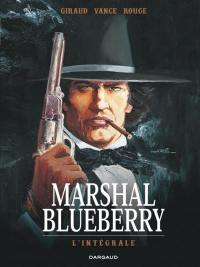 Marshal Blueberry : intégrale