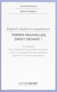 Digital, emploi et compétences
