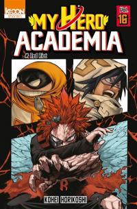 My hero academia. Volume 16, Red riot