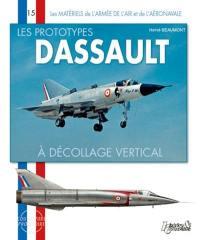 Les prototypes Dassault à décollage vertical
