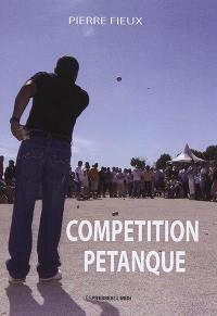 Competition pétanque
