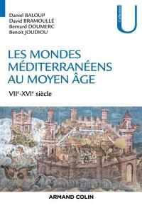 Les mondes méditerranéens au Moyen Age