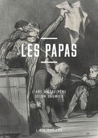 Les papas : l'art d'être père selon Daumier