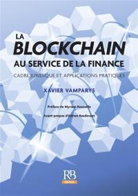La blockchain au service de la finance