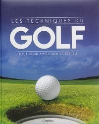 Les techniques du golf