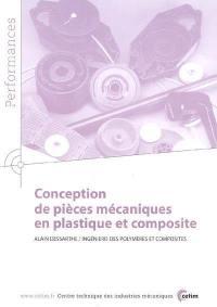 Conception des pièces mécaniques en plastique et composite