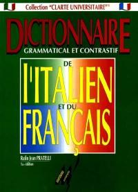Dictionnaire grammatical et contrastif