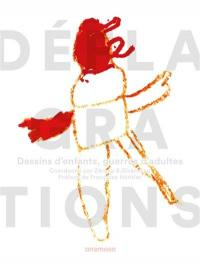 Déflagrations : dessins d'enfants, guerres d'adultes
