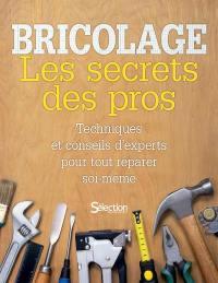 Bricolage : les secrets des pros : techniques et conseils d'experts pour tout réparer soi-même